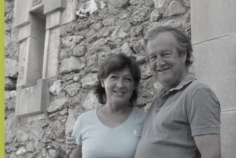 Brescou Languedoc Vingård