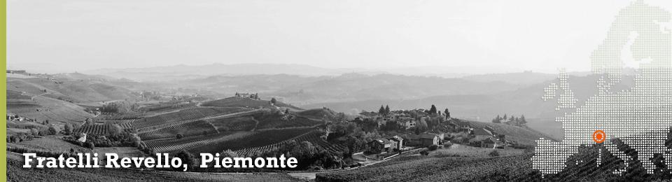 Fratelli Revello, Piemonte, Vingård Italien.